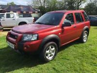 2006 Land Rover Freelander TD4 ADVENTURER 5 door Estate
