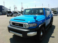 2011 (11) TOYOTA F J CRUISER 4.0 V6 Switchable 4WD 4x4 Land Cruiser Off-Road