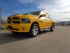 Just In!!! 2016 Ram 1500 Sport Crew 4x4 $32,500 Easy Financing!