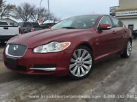 2009 Jaguar XF 4dr Sdn Premium Luxury Edition This is A Must See