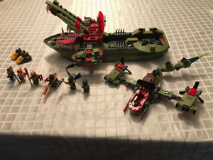 Lego - Legends of Chima Cragger's Command Ship