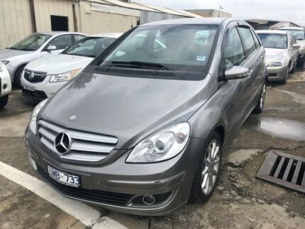 2007 Mercedes-Benz B200 245 07 Upgrade Grey 5 Speed Manual Hatchback Hoppers Crossing Wyndham Area Preview