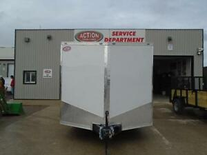 QUALITY TRAILER, GREAT PRICE! 8X16 ATLAS WITH RAMP DOOR!! London Ontario image 2