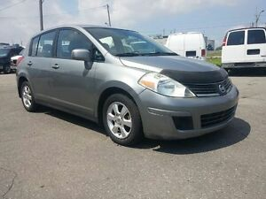 2008 NISSAN VERSA MANUAL GROUPE ELECTRIC COOL AC CLEAN