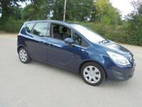 Vauxhall Meriva Automatic 1.7 Diesel Exclusiv