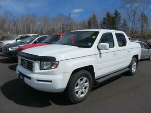 ONLY 36000 KM!!! 2007 Honda Ridgeline EX-L LEATHER , ONE OWNER