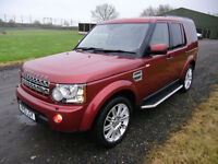 2010 LAND ROVER DISCOVERY 4 3.0TDV6 4X4 Auto XS 7 SEATER SUV