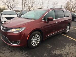 Chrysler Pacifica Touring-L TOURING-L + 8 PASSAGERS 2017