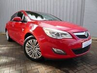 Vauxhall Astra 1.4i Excite, 5 Door, Only 1 Owner From New, Superb Driving Car, Excellent Condition