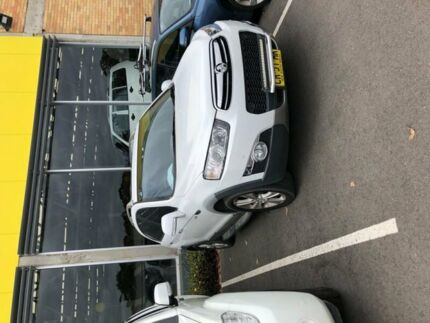 2013 Holden Captiva CG Series II MY12 7 AWD LX White 6 Speed Sports Automatic Wagon Cardiff Lake Macquarie Area Preview