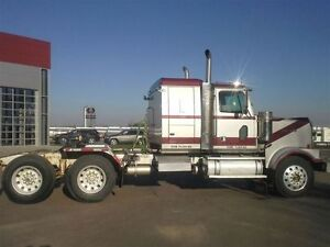 2 X 2007 WESTERN STAR 4900 -  C15-525 HP - ONE WITH 382,000KMS