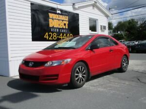 2010 Honda Civic COUPE 5 SPEED 1.8 L
