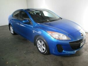 2013 Mazda 3 BL10F2 MY13 Neo SED 4dr ACTV 5sp 2.0i Blue Semi Auto Sedan Invermay Launceston Area Preview