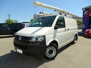 2014 Volkswagen Transporter T5 MY14 TDI250 SWB White 5 Speed Manual Van Welshpool Canning Area Preview