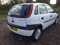 Vauxhall Corsa Comfort 1.2 16v 2001