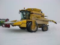 1997 New Holland TR 98 4WD Combine