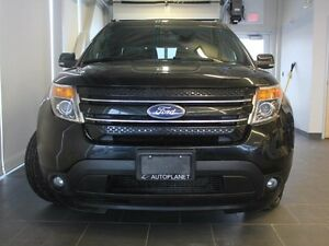 2011 Ford Explorer Limited-Nav-Heated/Cooled Seats-Power Folding