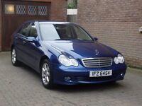 06 Mercedes C180 K (ONLY 85000 MILES) £2950