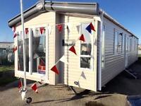 Static Caravan Clacton-on-Sea Essex 2 Bedrooms 6 Berth ABI Roxbury 2014 St