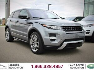 2012 Land Rover Range Rover Evoque Dynamic - Local One Owner Tra