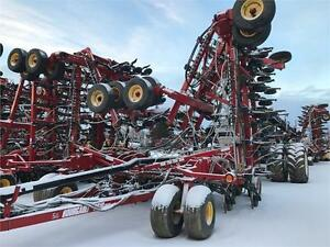 2008 BOURGAULT 3310 65' DRILL & 6450 TANK - SECTIONAL CONTROL