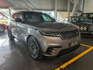 2017 Land Rover Range Rover Velar L560 P380 First Edition Silver Sports Automatic Westmeadows Hume Area Preview