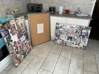 3 Large Ikea Picture Frames