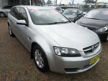 2008 Holden Commodore VE MY09 Omega Silver 4 Speed Automatic Sportswagon Sylvania Sutherland Area Preview