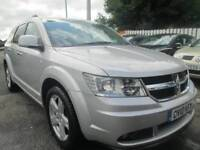 Dodge Journey 2.0 CRD RT 5dr (silver) 2010
