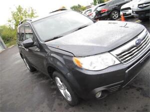 2010 Subaru Forester X Limited, ACCIDENT FREE, CERTIFIED