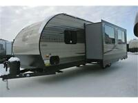 $1000 off!! 274 Cherokee Bunk unit. Call Tristan 780-955-2570