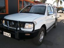 2007 Nissan Navara D40 ST-X (4x4) 6 Speed Manual Enfield Port Adelaide Area Preview