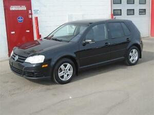 2010 Volkswagen Golf ~ 5 speed ~ Accident free ~ Low kms~ $7999