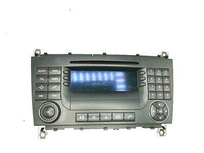 Mercedes- Benz C-klass (W203) 2001 Radio/ CD/DVD GPS head unit OEM /K168