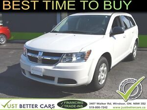 2010 Dodge Journey SE - YOU CAN OWN RIGHT NOW FOR $43/week