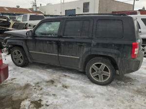 2007 2008 2009 2010 2011 2012 2013 2014 Jeep Patriot For Parts
