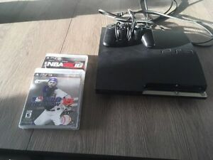 PLAYSTATION 3, MANETTE + JEUX