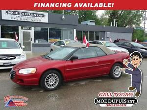 2004 Chrysler Sebring LX,JUST TRADED IN @ OUR STORE!!