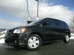 2018 Dodge Grand Caravan Crew Plus (ONLY 5700 KM!! JUST $28977,
