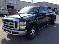 2010 Ford F-350 lariat super duty 6 roues