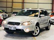 2003 Subaru Outback B3A MY03 H6 Luxury Silver Automatic Wagon Mawson Lakes Salisbury Area Preview