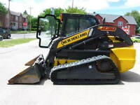 2012 New Holland Skid Steer Loader C238 - 503hrs. 90hp