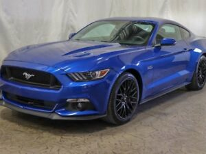 2017 Ford Mustang GT Premium Fastback Manual w/ Navigation, Leat