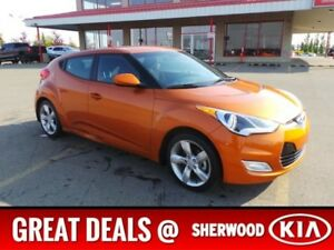 2013 Hyundai Veloster HATCHBACK Accident Free,  Bluetooth,  A/C,