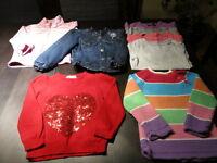 Vêtements fille automne-hiver 3 ans