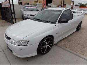 From $55 per week* 2002 Holden Commodore S Ute Manual Brunswick Moreland Area Preview