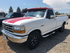 1993 FORD PICK UP