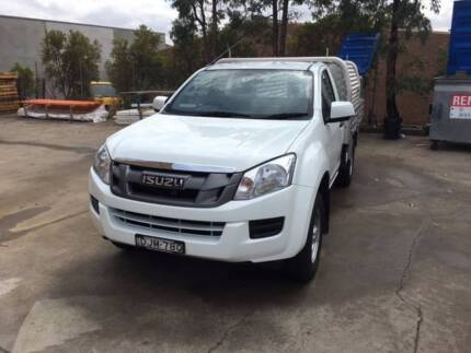 Isuzu Dmax work ute in great condition, low kms