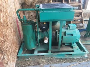 2014 Sullivan Palatek 50 HP 3 PH Rotary Screw Compressor