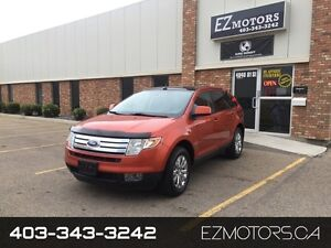 2007 Ford Edge SEL=PANORAMIC SUNROOF=AWD=NAV=ON SALE!!